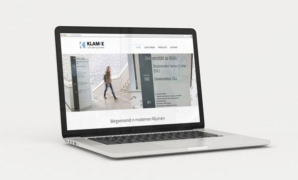 lemondesign Webdesign Projekte Klamke