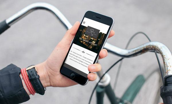 lemondesign Webdesign Projekte PS Restaurant